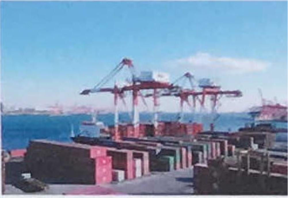 品川コンテナ埠頭の特徴