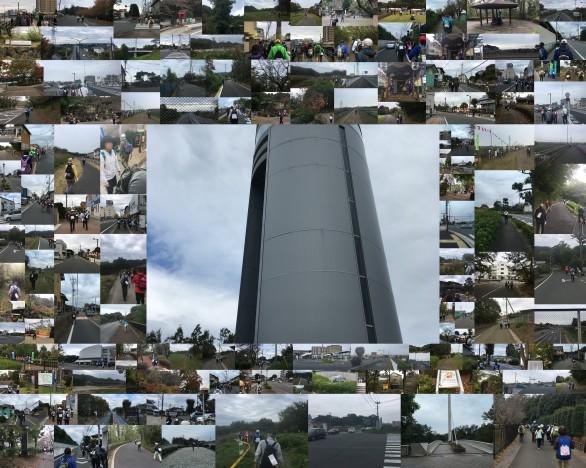 第41回日本スリーデーマーチ 3日目 11/4日曜日 都幾川・千年谷公園ルート20㎞
