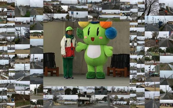 第40回上州太田グリーンマーチ 第一日目3月30日土 【15㎞】美しい日本の歩きたくなる道500選 『いずみ緑道と歴史の道(群馬―10)』
