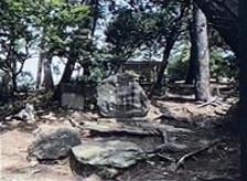 東側園地 (松本清張碑)