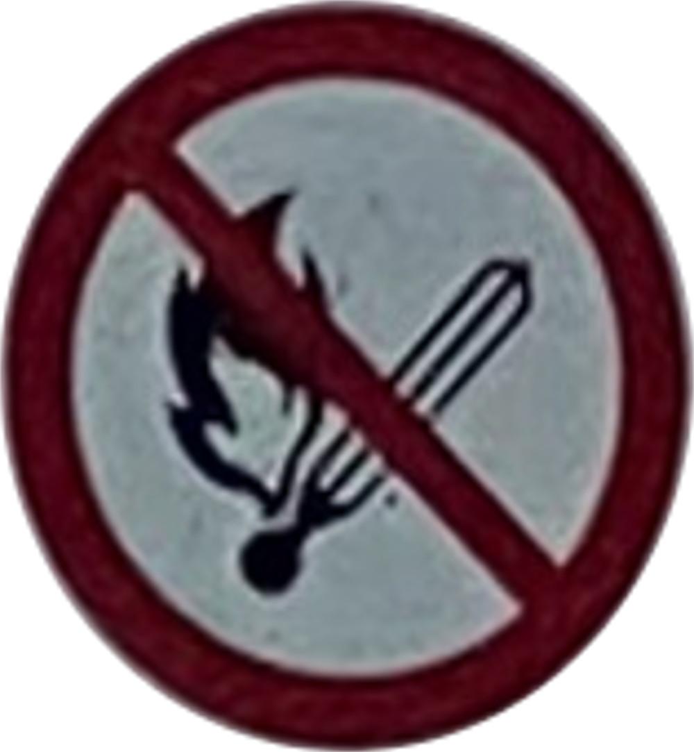 花火・たき火など火の使用は禁止します。