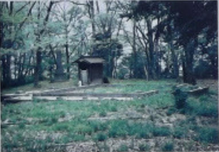 松山城跡地
